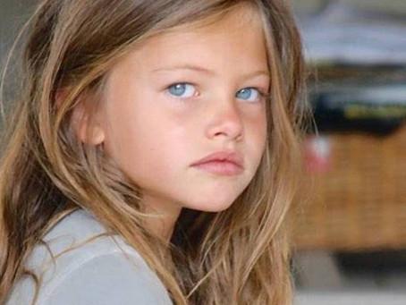 El cambio de la niña más guapa del mundo a sus 19 años: Thylane Blondeau