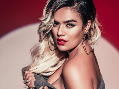 Karol G es la artista femenina más nominada para los Latin American Music Awards 2021