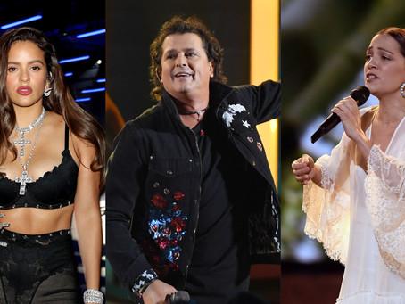 Lista completa de ganadores del Latin Grammy 2020