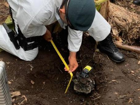 Se confirma caída de meteorito en El Empalme, provincia del Guayas