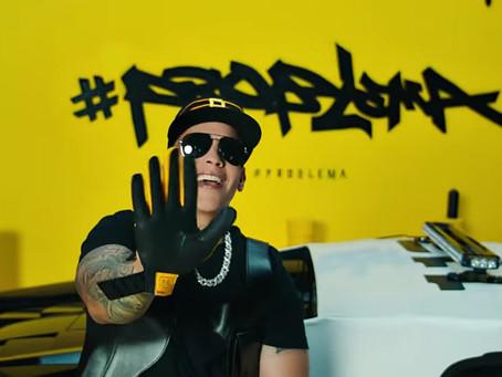 Daddy Yankee lidera el Latin Airplay del Billboard con su tema 'Problema'