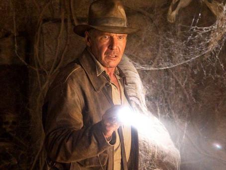 Harrison Ford se lesiona durante el rodaje de Indiana Jones 5
