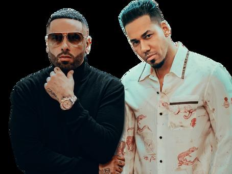 """Nicky Jam y Romeo Santos se unen en el nuevo single """"Fan de Tus Fotos"""""""
