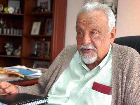 Fallece Rodrigo Paz Delgado, presidente honorario de Liga de Quito