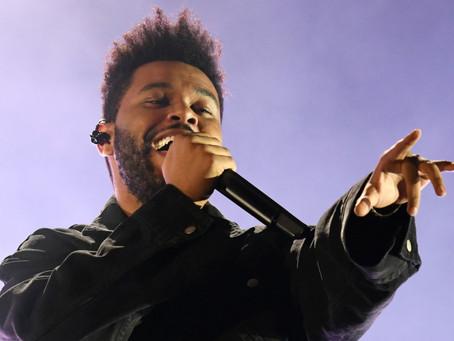 The Weeknd se presentará en el show de medio tiempo del Super Bowl