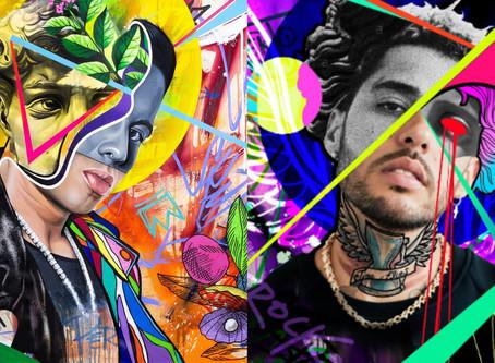 De La Ghetto celebra su amistad con Arcángel con el disco 'Los chulitos'