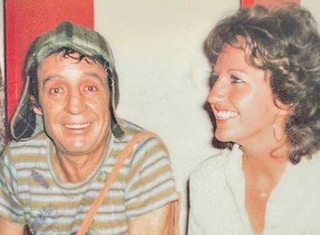 Exesposa de Carlos Villagrán conmueve a los fans de 'El Chavo del 8' con fotografías del elenco