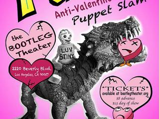 Another Evil Cat Puppet Slam Screening!
