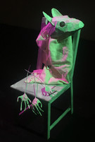 Shilo Kloko puppets and props