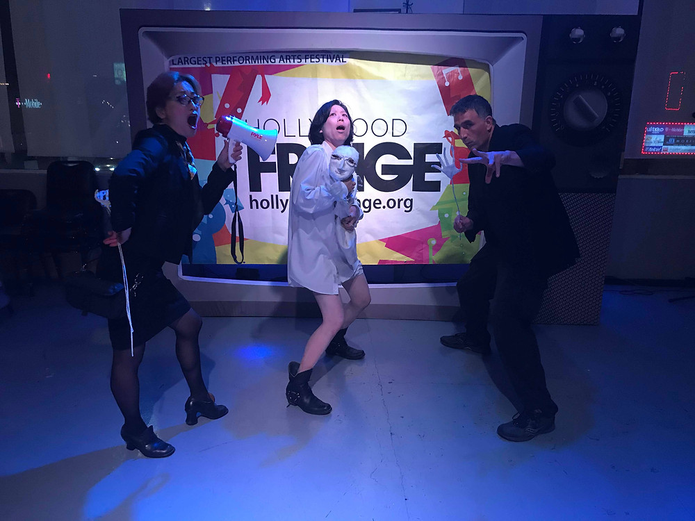 Shilo Kloko at Hollywood Fringe 2018