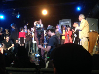 SHILO KLOKO performs with Kids in the Hall and Kate Micucci!