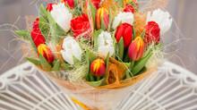 Lilled kunstiturniiri võitjatele Jardinilt