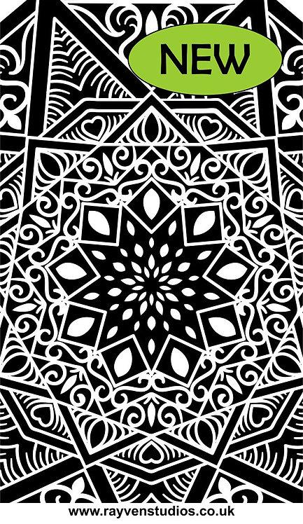 Texture Mat - Aztec