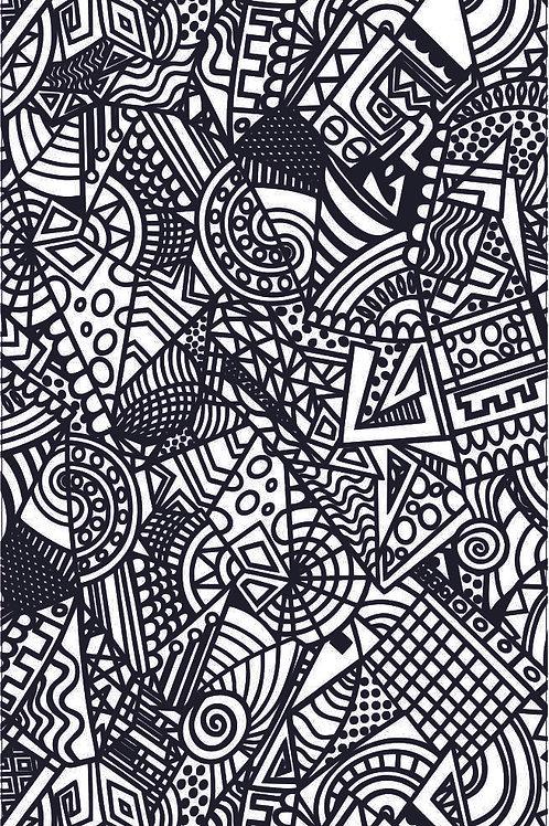 Texture Mat - Abstract