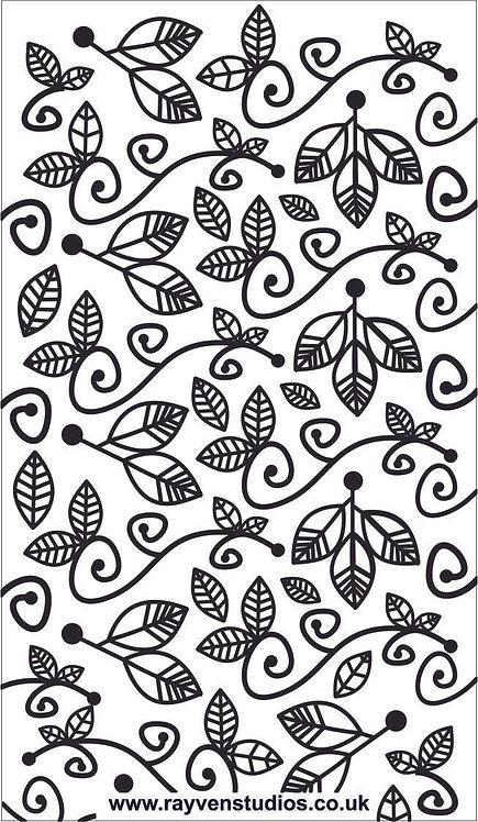 Texture Mat - Leaves & Vines