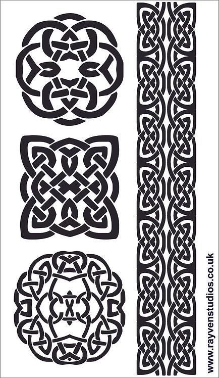 Texture Mat - Celtic