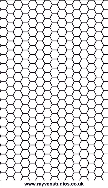 Texture Mat - Honeycomb 5mm