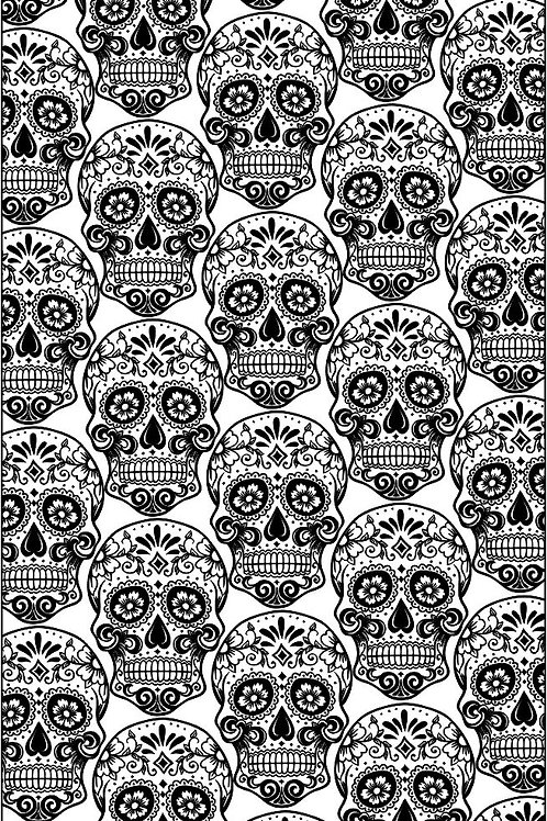 Texture Mat - Sugar Skulls