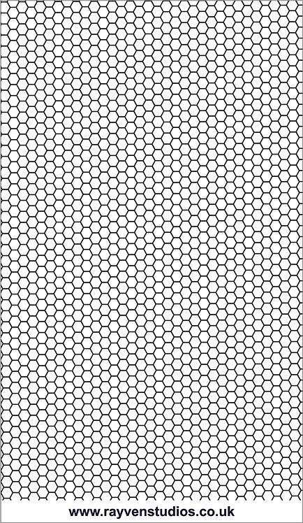 Texture Mat - Honeycomb 2mm