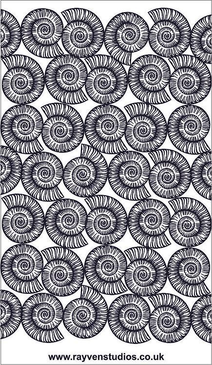 Texture Mat - Shells