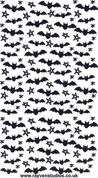 Texture Mat - Bats