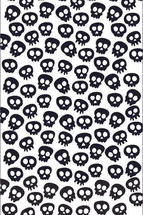 Texture Mat - Skulls