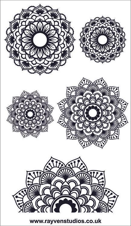 Texture Mat - Mandala