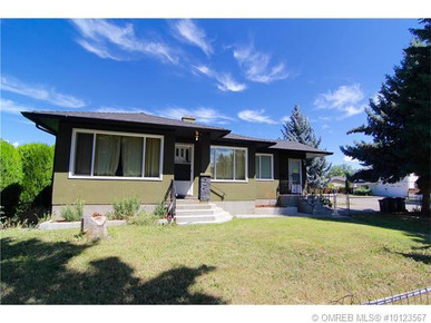 Duplex: home and investment in Kelowna, BC
