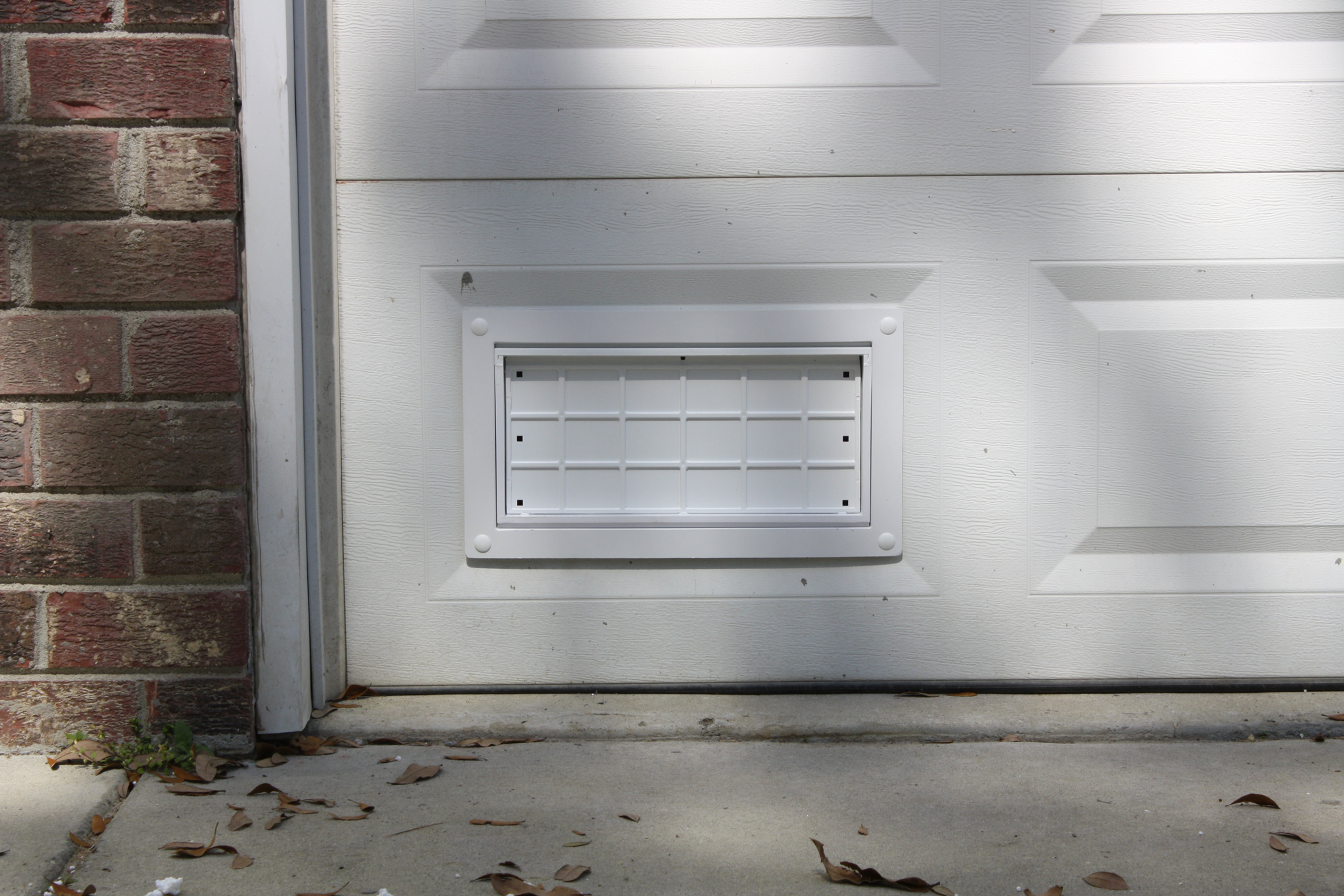 Ffnf05tf Gd G Flood Flaps Garage Door Model Gray Mysite