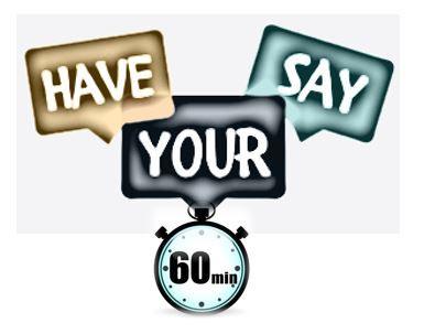 60 Minutes Consultation