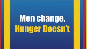 HUNGRY MAN, EAT LIKE A MAN EVOLVED