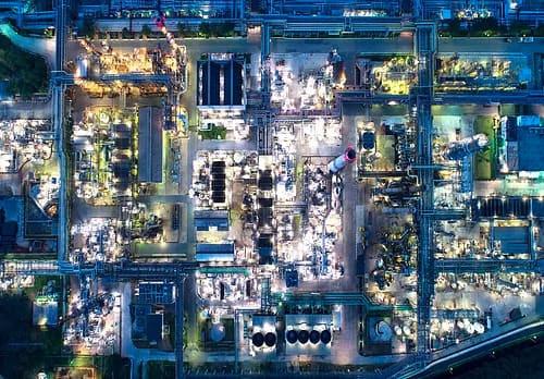 Sky View Refinery