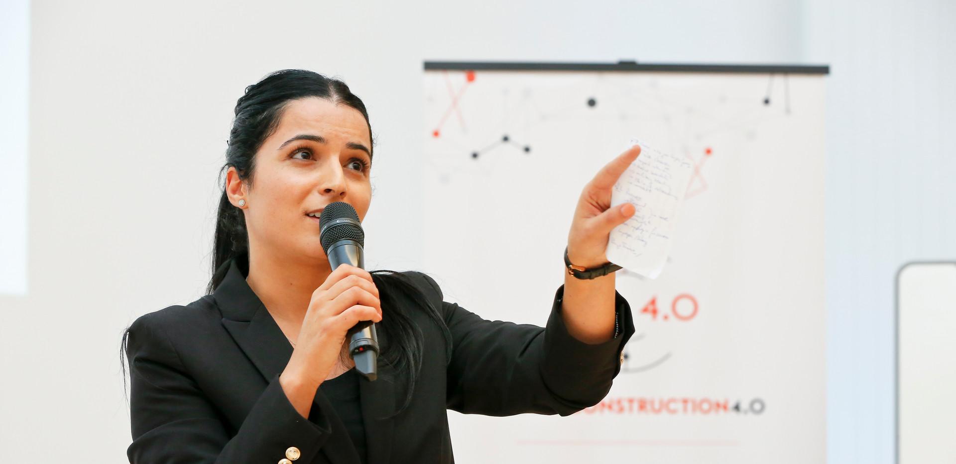 Olfa Hamdi | Conference Speaker