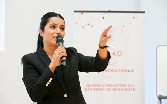 Olfa Hamdi   Conference Speaker