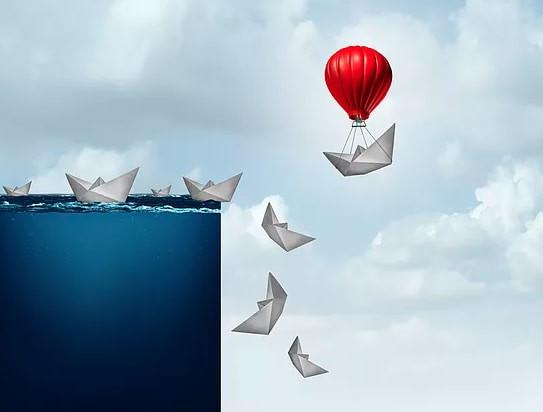 Saving a Paper Boat