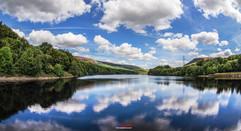 Longdendale Valley, Derbyshire