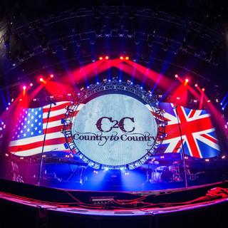 C2C at The O2 London