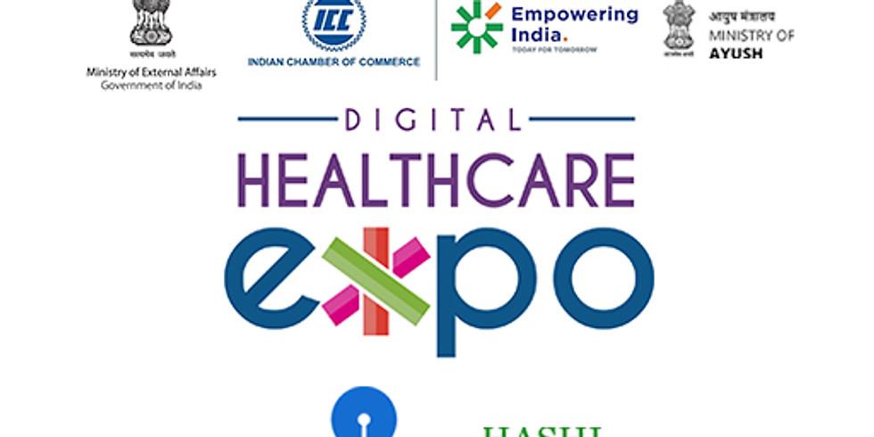 Digital Healthcare Expo 2021