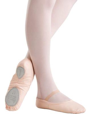 Sansha 15C Star Canvas Split Sole Ballet Slipper - Pink