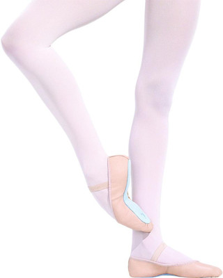 Capezio 205 Daisy Full Sole Leather Ballet Slipper - Pink