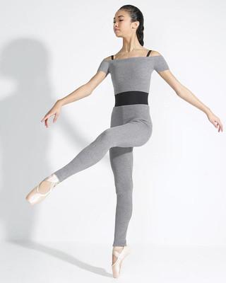 Capezio 11382W Ribbed Knit Sweater Legging