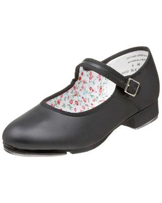 Capezio 3800 Mary Jane Leather Strap Tap Shoe