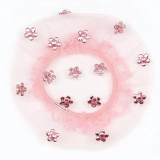 Dasha 2123 Jewelled Buncover - Pink