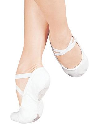 Sansha 1C Pro Canvas Split Sole Ballet Slipper