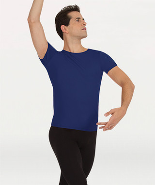 """Body Wrappers M400 Short Sleeve """"Snug Fit"""" Pullover"""