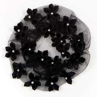 Dasha 2114 Star Flower Buncover - Black