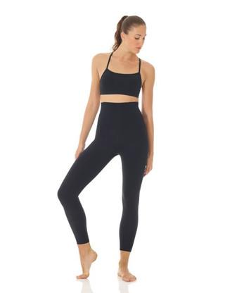 Mondor 3523 Capri Legging - Black