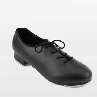 So Danca TA42 Zuri Leather Lace Up Tap Shoe - Black