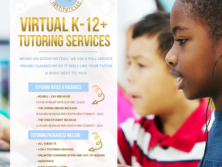 Virtual Learning - Enrolling New Students Now!