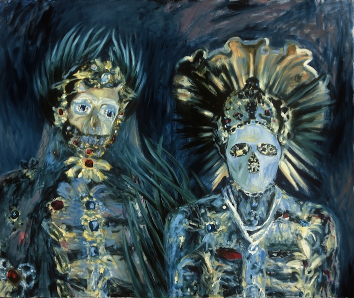 Happy Valer and Saint Christine